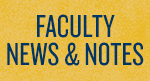 Faculty Notes