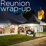 2016 Reunion Wrap-up