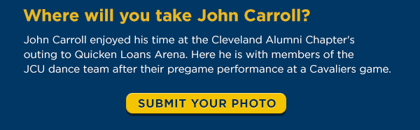 Take John Carroll With You